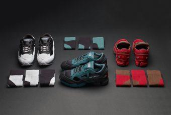 Adidas et Raf Simons déconstruisent les sneakers !