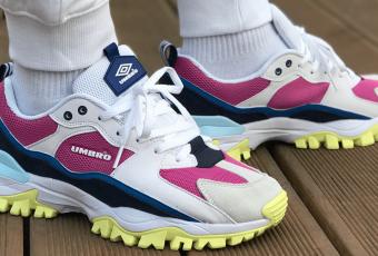 Umbro se lance dans la tendance des Dad sneakers !