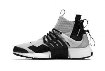 ACRONYM est sur le point de dévoiler la nouvelle Nike Air Presto!