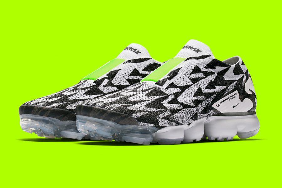 La collaboration ACRONYM X Nike Lab Air VaporMax à découvrir dès maintenant !
