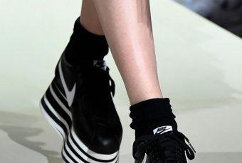 COMME des GARÇONS dévoile une Nike Cortez inédite !