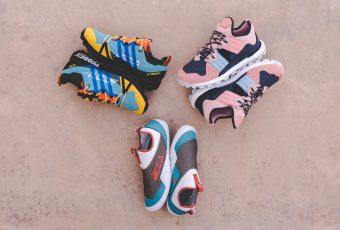 KITH dévoile les visuels de la collection avec Adidas Terrex «EEA»!