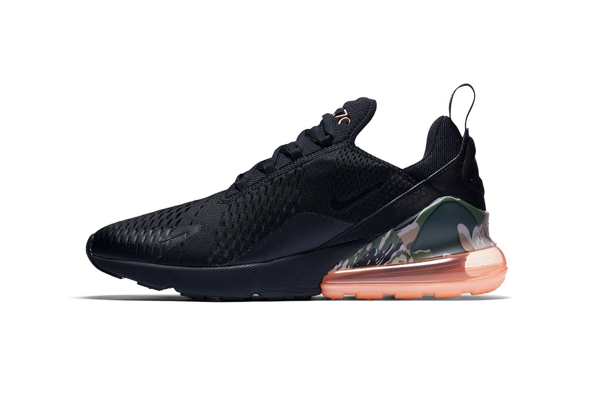 quality products sleek quality Les premiers aperçus de la Nike Air Max 270 « Coral Camo » !