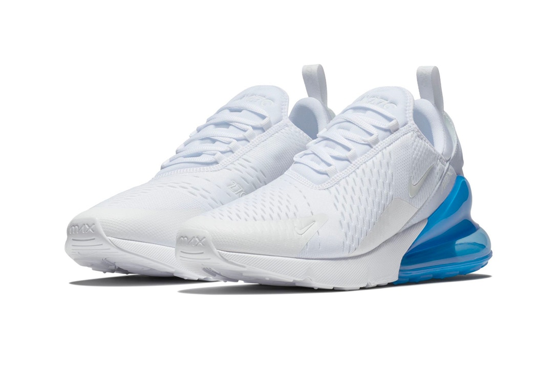 low cost e90cb 1f381 nike-air-max-270-white-photo-blue-release- ...