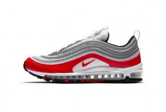 Découvrez la Nike Aix Mar 97 OG « White/ University Red » !