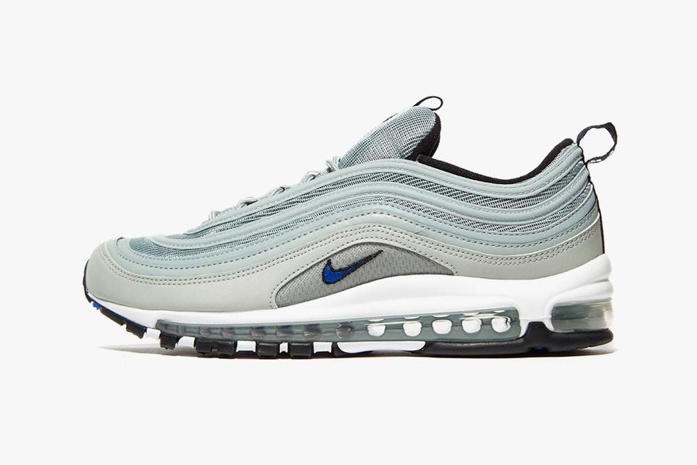 100% authentique 66611 b1169 La dernière Nike Air Max 97 « Silver Bullet » est maintenant ...