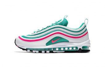 Nike lance la vague « South beach » avec une Air Max 97 inédite !