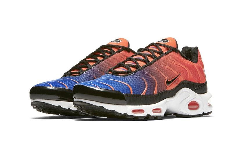 Jetez un coup d'œil à la dernière Nike Air Max Plus !