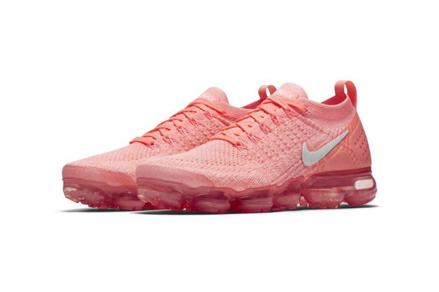 Nike voit la vie en rose avec la dernière Air Vapormax Flyknit Pink
