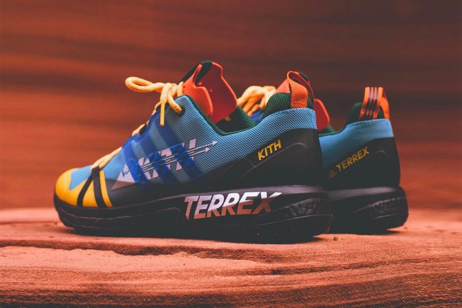 Ronnie Fieg dévoile des aperçus de la prochaine collaboration Adidas Terrex Agravic GTX