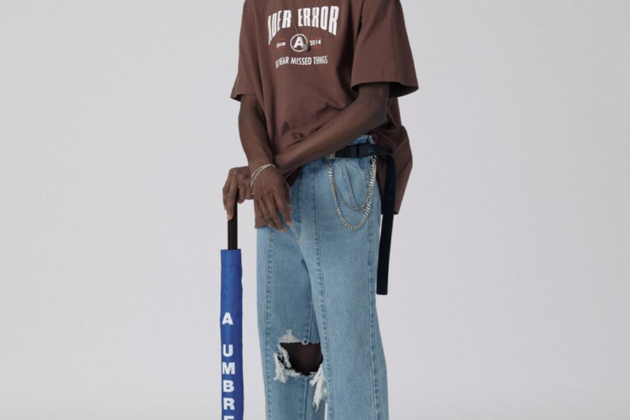 Ader Error présente son lookbook « A Mobile-Space (World) »
