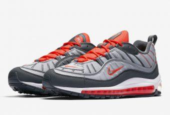 Les premiers visuels de la Nike Air Max 98 « Total Crimson » !