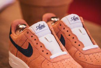 Nouvelle itération de la Nike Air Force 1 Lows signée Aimé Leon Dore