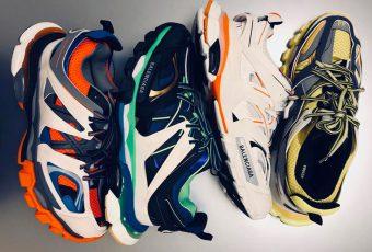 Jeter un coup d'œil à la nouvelle gamme de running Balenciaga!