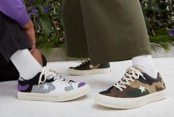 Sneakersnstuff & Converse partent à la guerre pour la One Star