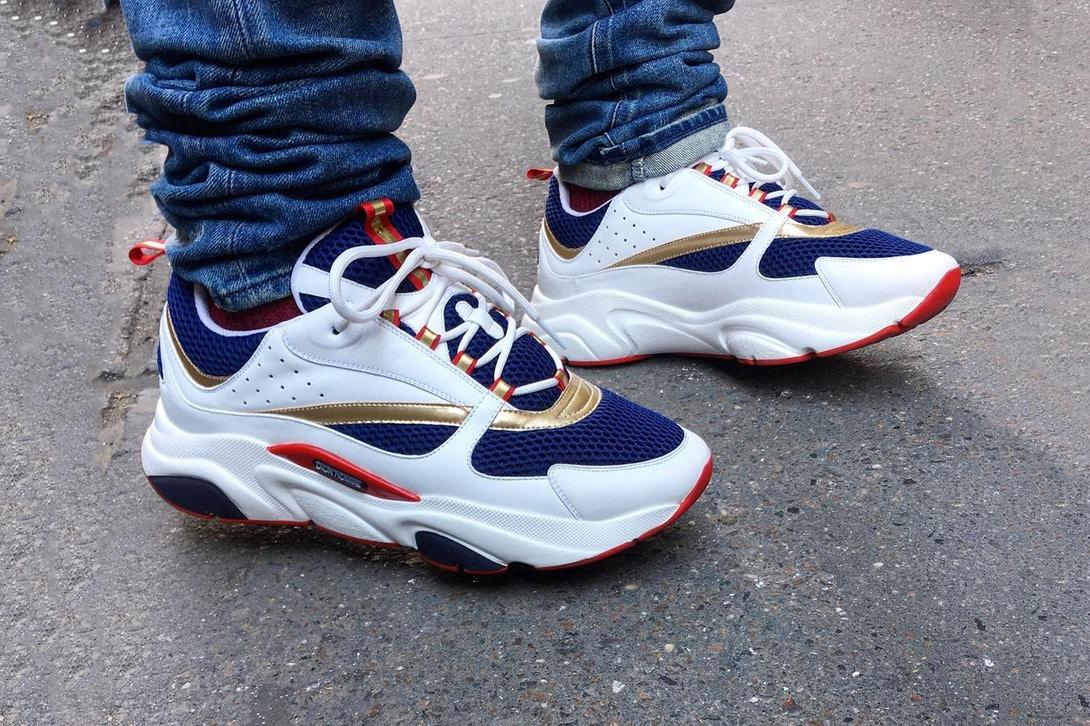 cc49fe8220c Homme Chunky Un Nouveau Sa Sneaker Dior Dvoile Coloris Pour d4qd0g ...