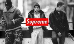 Une collaboration entre Supreme et le film La Haine dans…