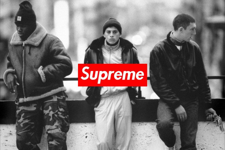 Une collaboration entre Supreme et le film La Haine dans les plans ?