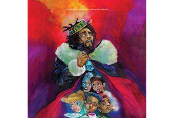 Découvrez la cover de J.Cole et la tracklist de son projet « KOD » !
