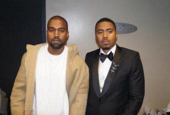 Kanye West prend les commandes du prochain album de Nas!