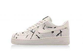 La dernière Air Force 1 « Summit White / Phantom Black""