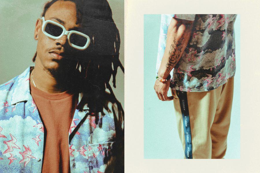 Stüssy présente sa collection printemps/été 18 dans son nouveau lookbook