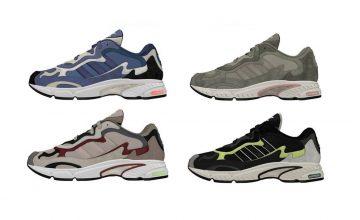 Une douzaine de nouveaux colorways pour la adidas Originals Temper Run ?