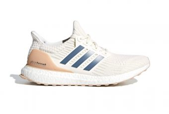 Le pack adidas UltraBOOST 4.0 « Show Your Stripes » dévoile le coloris « Cloud White »