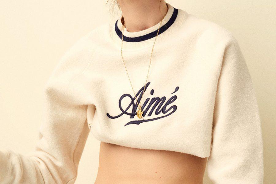 La dernière édition PE18 d'Aimé Leon Dore mix streetwear avec douceur
