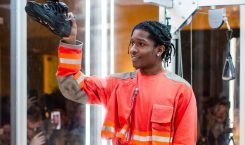 A$AP ROCKY dévoile sa sneakers en collaboration avec Under Armour…