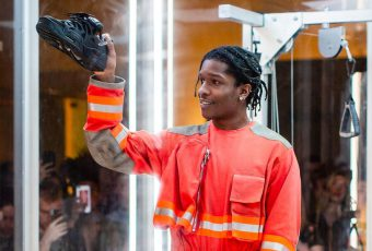A$AP ROCKY dévoile sa sneakers en collaboration avec Under Armour !