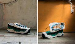 Il est désormais possible d'acheter un cercueil Nike Air Max…