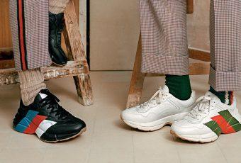 Gucci offre deux nouvelles versions de sa Chunky Rhyton