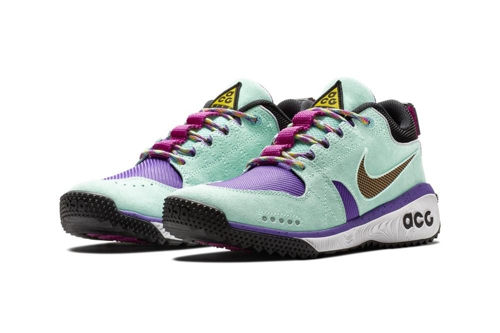 La Nike ACG Dog Mountain s'apprête à tomber