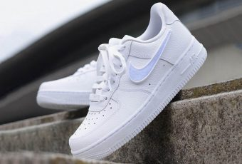 Nike relance les Velcro Swooshes sur sa Air Force 1-100