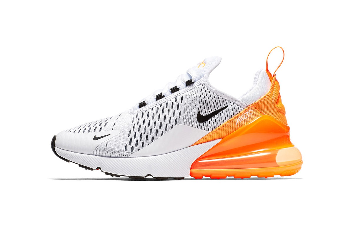 huge selection of 6e9bc 44ed9 nike-air-max-270-white-orange-black-1