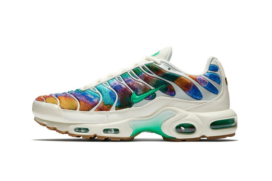 Les étoiles entre elles ne parlent que de la Nike Air Max plus « Alternate Galaxy »