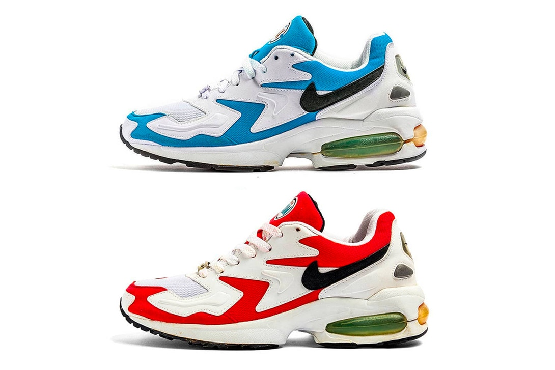 Nike relance sa Air Max2 Light ?