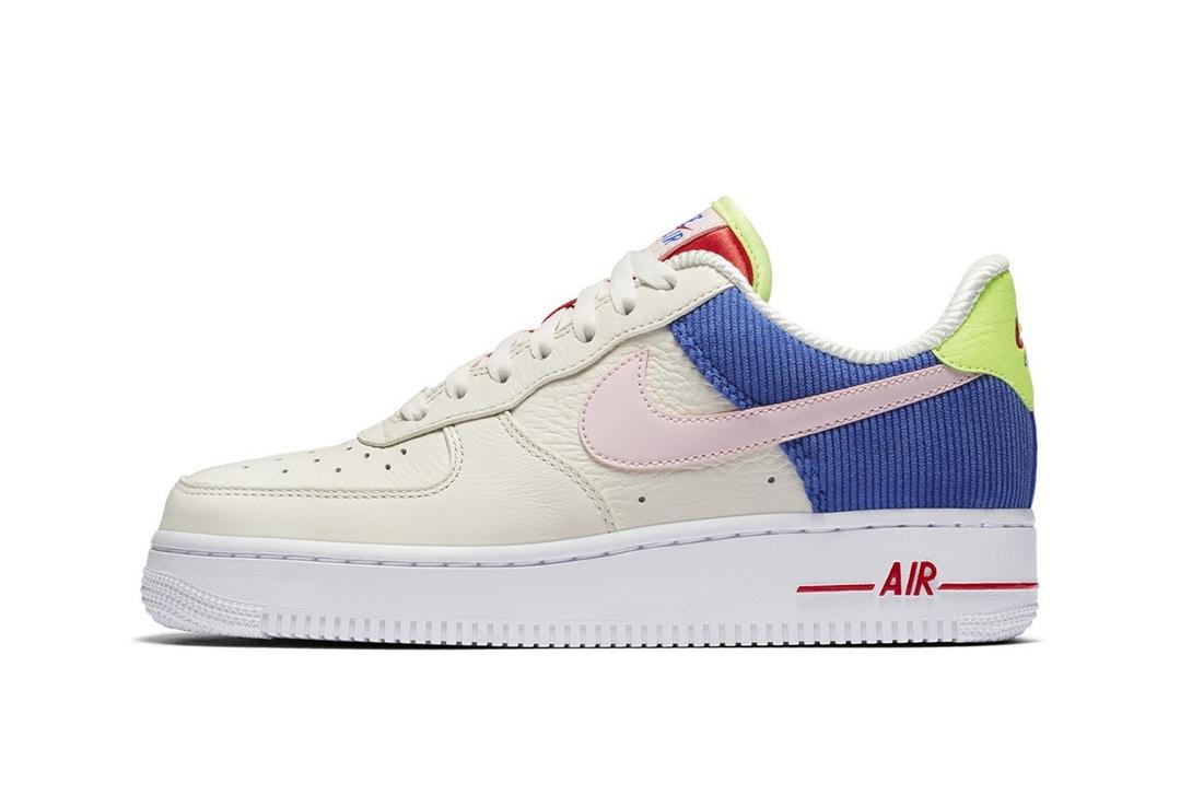 """Nike """"Corduroy"""" : un pack, 4 paires, un état d'esprit"""
