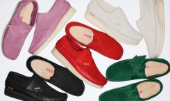 Supreme collabore avec Clarks Originals pour la collection SS18 !
