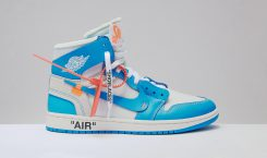 Virgil Abloh x Air Jordan 1 « Powder Blue » tombera sur…