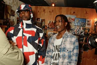 Skepta et A$AP Rocky dévoilent le clip de « Praise The Lord » !