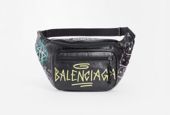 Balenciaga toujours dans la tendance !
