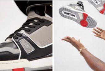 Les premiers pas de Virgil Abloh chez Louis Vuitton !