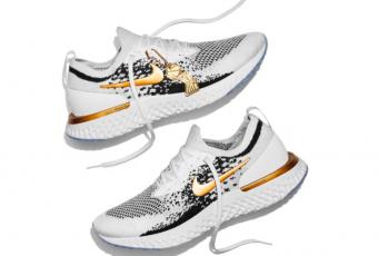 Custom: la Nike Epic React Flyknit aux couleurs des Golden State Warriors !