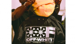 Les premiers visuels de la collection Off-White SS19 par Virgil…