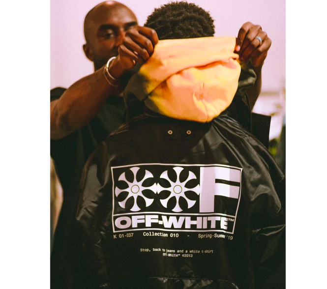 Les premiers visuels de la collection Off-White SS19 par Virgil Abloh !