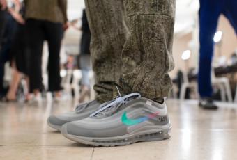 Voici les deux nouvelles sneakers dévoilées par Virgil Abloh lors de la Fashion Week SS19 !