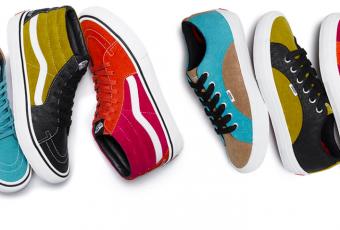 Vans X Supreme : la collection des sneakers à venir !