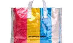 Les nouveaux sacs COMME des Garçons viennent bouleverser l'été!